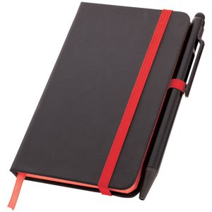 Edge Notebook & Stylus Pen - A5 - Full Colour Image 4 of 9