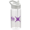 View Extra Image 1 of 1 of Octave Tritan Sports Bottle - Spout Lid