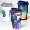 View Extra Image 2 of 6 of Universal Travel Mug - Individual Name