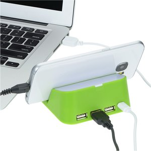 Hopper USB Hub & Phone Stand Image 7 of 9