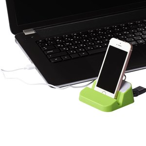 Hopper USB Hub & Phone Stand Image 3 of 9
