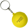 View Extra Image 1 of 1 of Smiley Stress Keyring