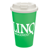 View Extra Image 1 of 8 of Americano Travel Mug - Spill Proof Lid - Mix & Match