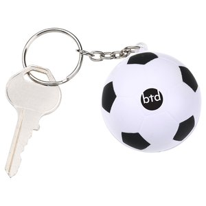 Stress Football Keyring Image 1 of 1