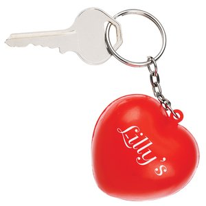 Stress Heart Keyring Image 1 of 1
