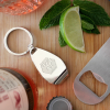 View Image 6 of 6 of Deluxe Bottle Opener Keyring