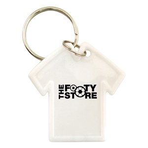 DISC Shaped Keyring - T-Shirt Image 1 of 3