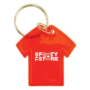 DISC Shaped Keyring - T-Shirt Image 2 of 3