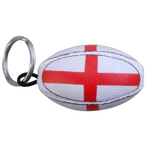 Rugby Ball Keyring Image 2 of 2