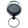 View Extra Image 1 of 3 of Retractable Pull Reel Keyring - Full Colour