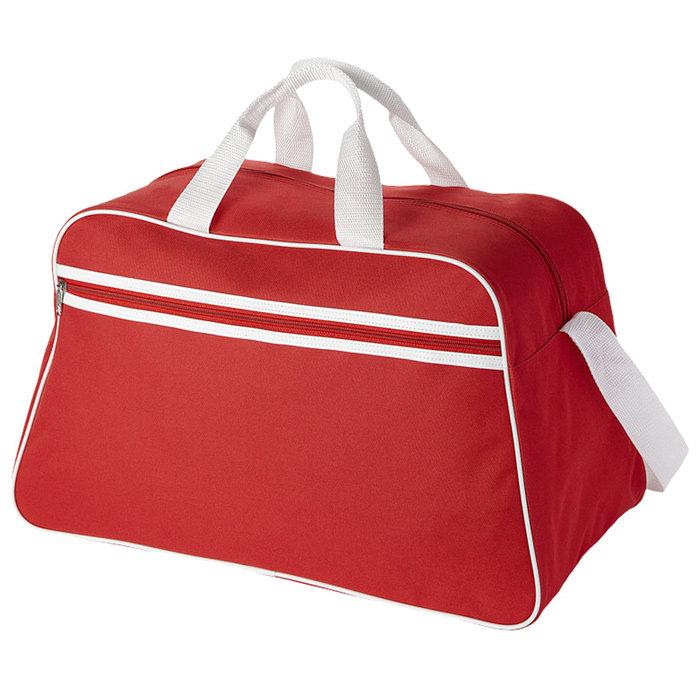 6e33abcfff09 4imprint.co.uk  San Jose Retro Sports Bag 401980