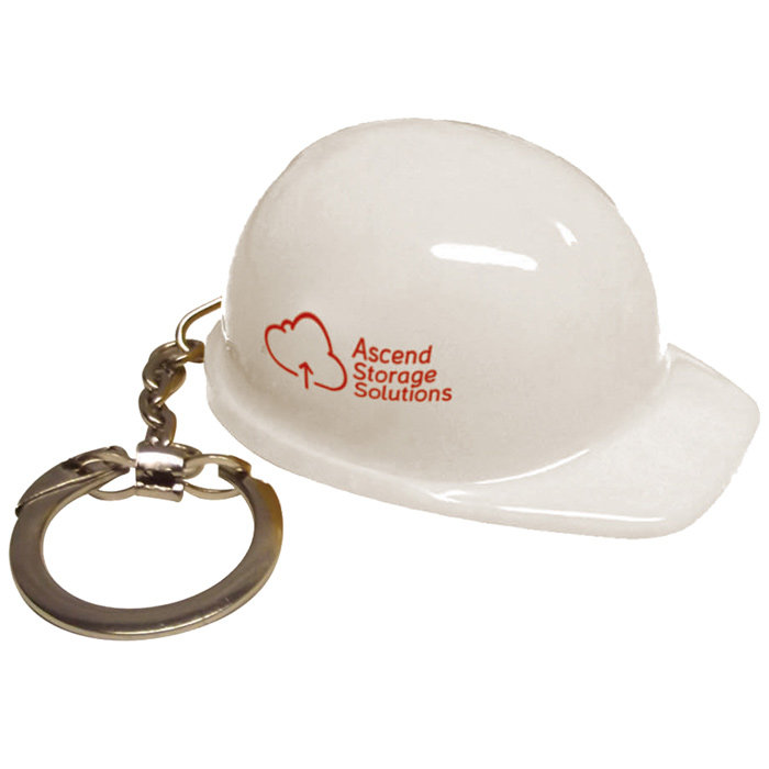 4imprint Ie Hard Hat Keyring 502827 Imprinted With Your Logo