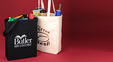Shop all promotional bag products for your marketing campaign